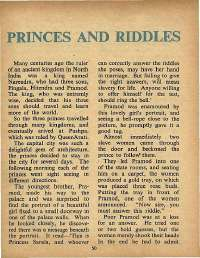 May 1971 English Chandamama magazine page 50