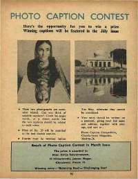 May 1971 English Chandamama magazine page 43