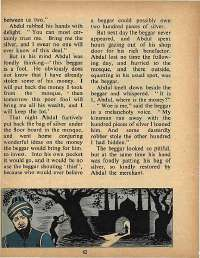 May 1971 English Chandamama magazine page 62