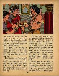 May 1971 English Chandamama magazine page 40