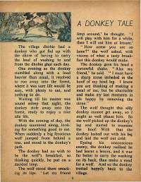 May 1971 English Chandamama magazine page 8