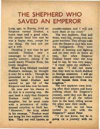 September 1971 English Chandamama magazine page 43