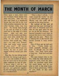 March 1974 English Chandamama magazine page 10