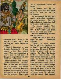 February 1975 English Chandamama magazine page 44