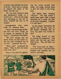 February 1975 English Chandamama magazine page 26