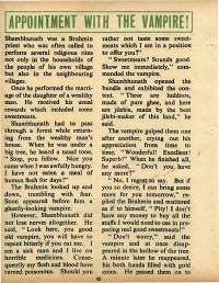 October 1975 English Chandamama magazine page 40