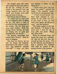 October 1975 English Chandamama magazine page 9