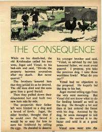 October 1975 English Chandamama magazine page 25