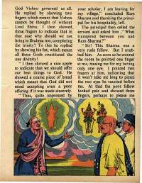 October 1975 English Chandamama magazine page 17