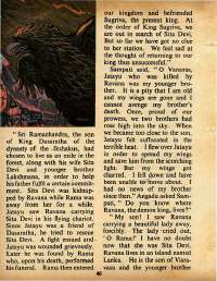 October 1975 English Chandamama magazine page 46