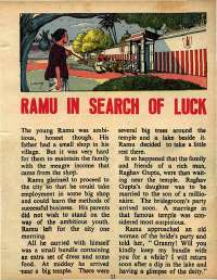 October 1975 English Chandamama magazine page 11