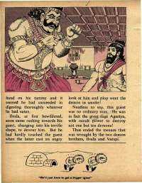 October 1975 English Chandamama magazine page 34