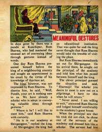 October 1975 English Chandamama magazine page 15