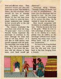 April 1976 English Chandamama magazine page 15