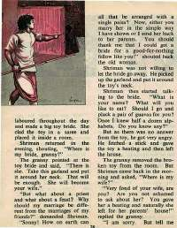 April 1976 English Chandamama magazine page 28