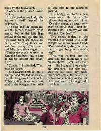 December 1976 English Chandamama magazine page 38