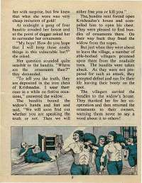 December 1976 English Chandamama magazine page 9