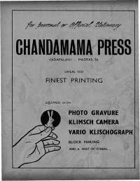 September 1969 Hindi Chandamama magazine page 2