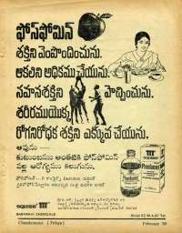 February 1969 Telugu Chandamama magazine page 81
