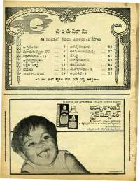 March 1969 Telugu Chandamama magazine page 4
