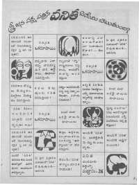 March 1976 Telugu Chandamama magazine page 6